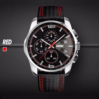 5cf7f6c270f3 Reloj De Cuarzo Reloj Digital Reloj Deportivo30 M A Prueba De Agua SKMEI  9106 Para Hombre-