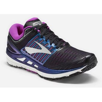 Agotado Zapatillas De Mujer De Correr Brooks Ws Transcend 5-Multicolor 0ea86bde78f7e