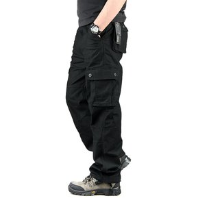 b57b6c15a0 Outwear Casuales Pantalones Rectos Pantalones Largos Pantalones Hombre