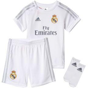fef24c01b Kit Conjunto De Bebe Adidas Del Real Madrid