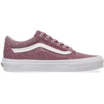 Compra Tenis Vans Old Skool - 38G1U3U - Rosa - Mujer online  b30008dc30a