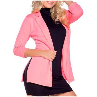 5e9e10b0492ee Agotado Chaqueta Juvenil Femenino Marketing Personal Para Mujer Rosado Neon