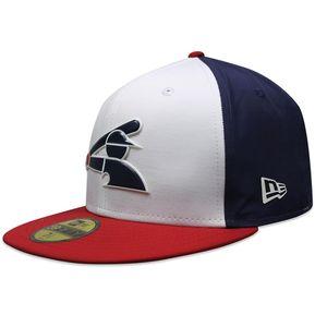 Gorra New Era 5950 MLB White Sox Prolight Azul blanco aa3ea89c119