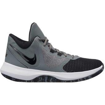 check out 4fd4b e8ffc Zapatillas Basketball Hombre Nike Air Precision II-Gris