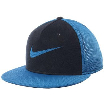 Compra Gorra Nike NSW True-Azul online  cc23d5644fa