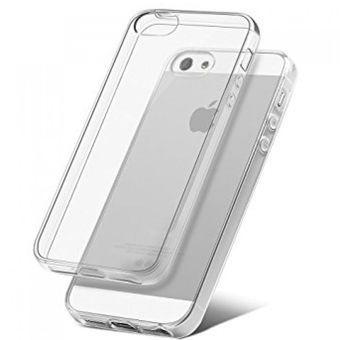 be7e0b17a03 Compra Funda Tpu Transparente IPhone 5 / 5s / 5g online | Linio ...