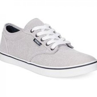 vans zapatillas mujer grises