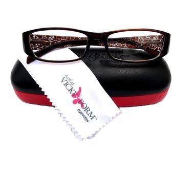 6dff87b518 Compra lentes oftalmicos Vicky Form cafe- vfc002 online   Linio México