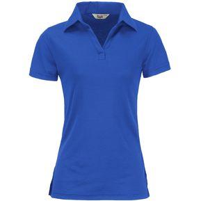 Playera Dama POLO Dry FIT Mujer Dacache Uniforme Empresarial Ejecutivo  Oficina Color-Azul Rey f88087758e721