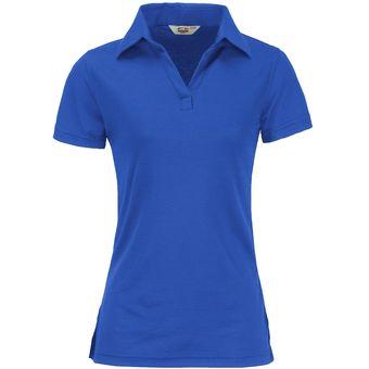 953b6282a5b01 Playera Dama POLO Dry FIT Mujer Dacache Uniforme Empresarial Ejecutivo  Oficina Color-Azul Rey