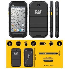 db1b7107 Celular Caterpillar Smart Cat S30 Todo Terreno Agua Polvo Caidas