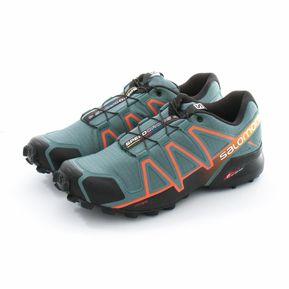 Tenis Hombre Trail Running Speedcross 4 Gris