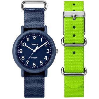 8a4b85e806b3 Compra Reloj TIMEX TWG018400 - Azul Navy online
