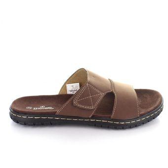 548c41b1 Compra Sandalia para Hombre Spalding 13081-045289 Color Cafe online ...