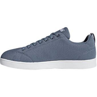 d9abbcef2 Compra Tenis Adidas Vs Advantage Clean Azul Unisex Db0240 online ...
