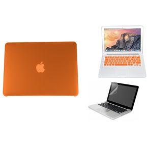 dbddefe0ec5 Case Carcasa + Protector De Teclado / Pantalla Para Macbook Pro 13'' Sin  Touch
