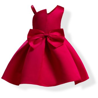 4177bebbd Compra Vestido Casual Niña Arco - Rojo online