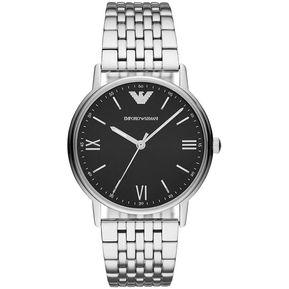 544f66a4f6d4 Reloj Emporio Armani Caballero Dress AR11152 - Plateado   Negro