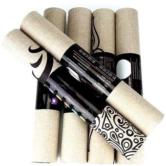 Compra Mat De Yoga Orgánico Yute Fiberflax Biodegradable online ... 13ad29c1b5fc