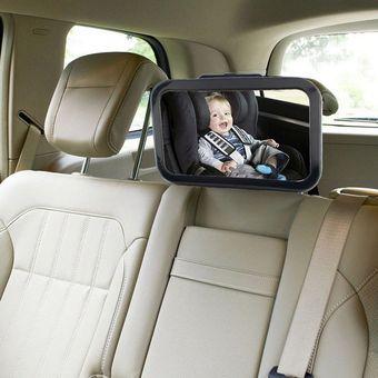 EH Coche De Seguridad Bebé Auto Back Seat Infantil Espejo De Visión Trasera Del Coche De Seguridad Para Niños