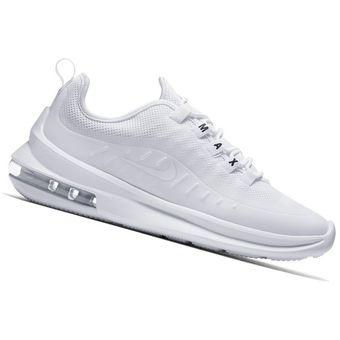 Zapatilla Nike Air Max Axis Para Dama Blanco