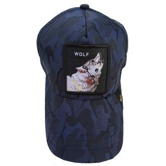 Compra Gorra Goorin - WOLF online  4ad2f9a126e