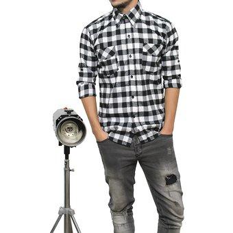 061f314602 Compra Camisa Leñadora Azar CS001 - Blanco online