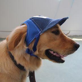 Perro Viaje Parasol Protector Gorra Beisbol Deportes Al Aire Libre  Respirable Perro Corduroy Sombrero Ajustable 4c950e29624