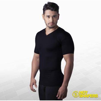519307a714 Compra Fajas Hombre Camisa Termica Hot Shapers+ Gel 3 En 1 online ...