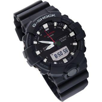 Casio Negro Shock 1a Analógico Ga Y Digital Reloj Hombre G 800 KlFJT1c