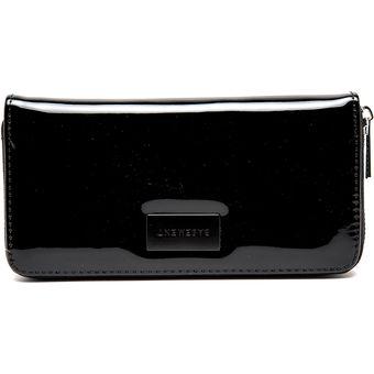 3aa6d5a7e55 Compra Billetera Lisa Basement para Dama-Negro online