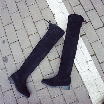 f2c11524e9 Compra Mujer Botas Largas Tailun-cool-Negro online
