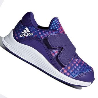 size 40 00e71 2adae Zapatilla Adidas FortaRun X CF I Para Niña - Morado