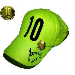 0014d85825434 Gorra James Rodriguez Generica - Verde