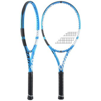 3f7d31275ca Compra Raqueta De Tenis Babolat Pure Drive Azul NEW online