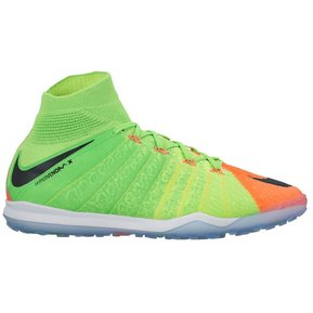7ee5575c Zapatos Fútbol Hombre Nike HypervenomX Proximo II DF TF -Multicolor