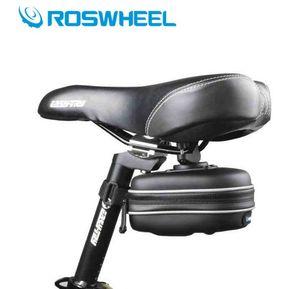 0.5L De Roswheel Bicicletas EVA Silla Bolsa Caso De Reparación De Bicicletas  Paquete De Herramientas 451080f8664e