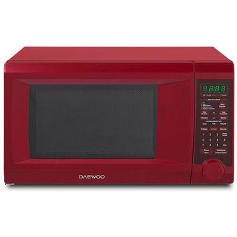 Horno de microondas dorador 1 1 p3 rojo daewoo kqg 1n0ar - Horno microondas pequeno ...