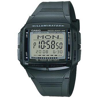 5b18b62b9f37 Compra Reloj Casio DB-36-1AVDF Negro Clasico Hombre online