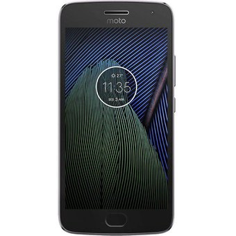 5d83b9a1048 Compra Smartphone Motorola Moto G5 Liberado-Negro online | Linio ...