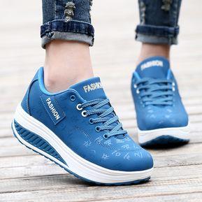 6797f4b0f845e Envío gratis. Zapatillas De Deporte Mujer Shake-Azul