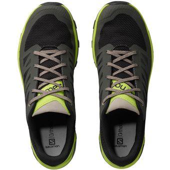 9f5fee906f4 Compra Tenis Salomon Hombre Outline Senderismo Hiking Running Gris ...