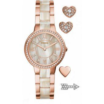 Modelos de reloj fossil para dama