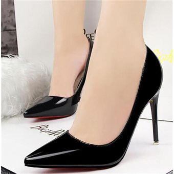 Compra Mujer Taco Zapatos De Tacon Estilo Elegante Y