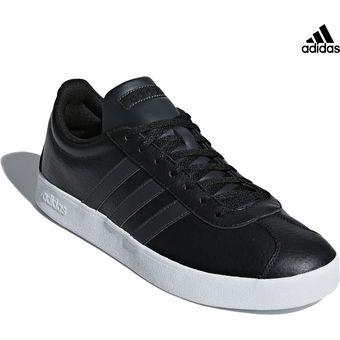 4aa08c263a7 Compra Zapatilla Adidas Vl Court para Hombre - Negro online   Linio Perú
