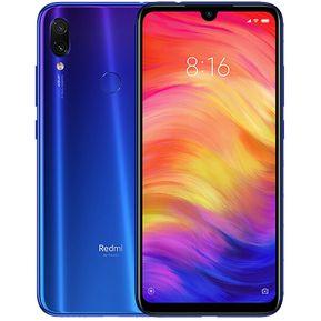 9c6357e3aef Xiaomi Redmi Note 7 64GB Global + Lamina y Funda - Azul