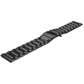 160c0028106e EW Mira banda de acero inoxidable Correa de frontera para el engranaje S3  Classic Pulsera