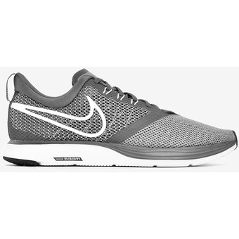 Compra Tenis Running Hombre Nike Zoom Strike-Gris online  390ba6c66a746