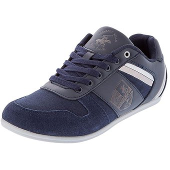 Compra Zapatos Tenis Beverly Hills Polo Club Azul online  969638cc4fc
