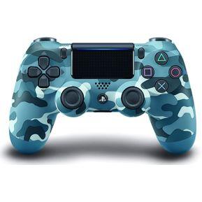 Control Ps4 Playstation 4 Original Blue Camouflage Azul Camuflado 2b36f4e7de9